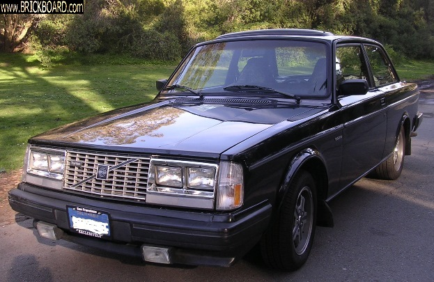 Volvo 200 -- 1983 Intercooler 242 flathood