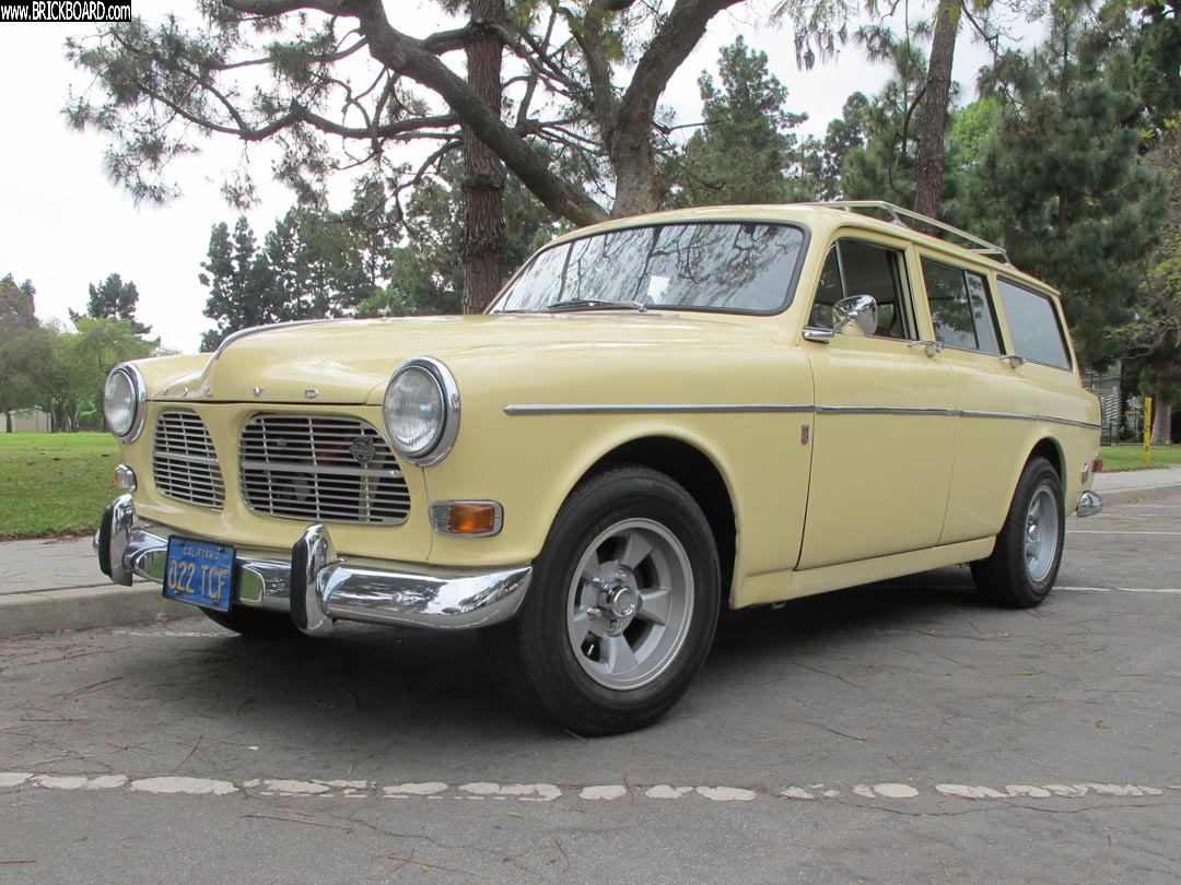 Volvo 120-130 -- Oblio - first drive since '98
