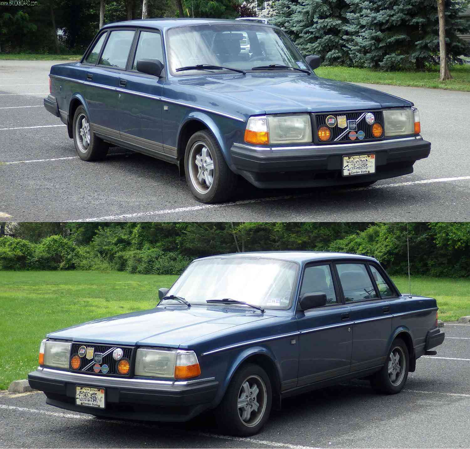 Volvo 200 -- My car